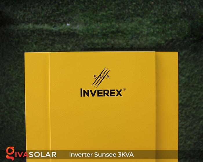 Inverter Solar Off-Grid SAKO SUNSEE 3KVA 3