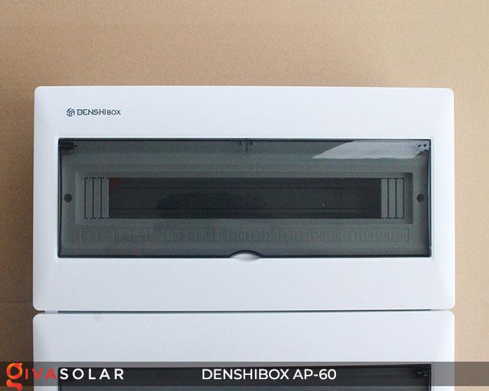 Tủ điện năng lượng mặt trời Denshibox AP-60 60 đường 2