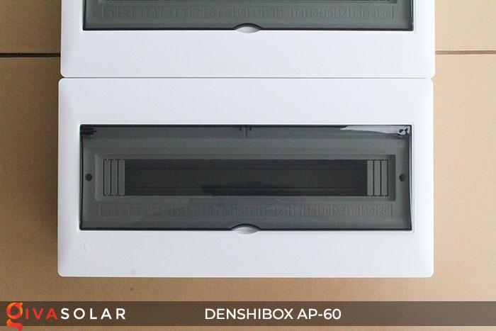 Tủ điện năng lượng mặt trời Denshibox AP-60 60 đường 4