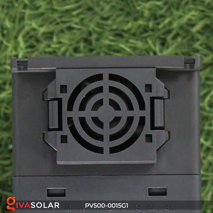 Biến tần hệ bơm năng lượng mặt trời PV500-0015G1 1.5KW 2hp 10