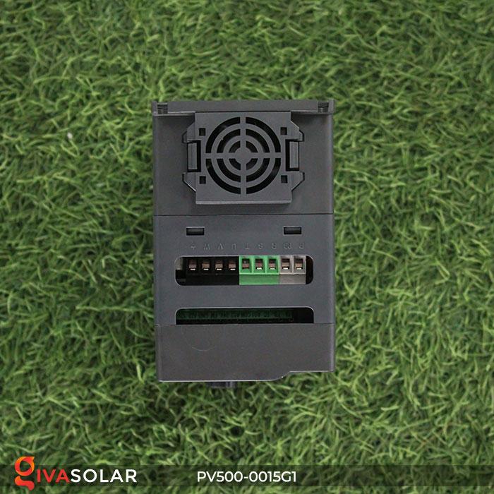 Biến tần hệ bơm năng lượng mặt trời PV500-0015G1 1.5KW 2hp 3