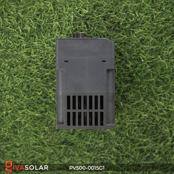 Biến tần hệ bơm năng lượng mặt trời PV500-0015G1 1.5KW 2hp 4