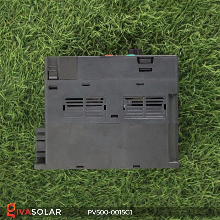 Biến tần hệ bơm năng lượng mặt trời PV500-0015G1 1.5KW 2hp 6