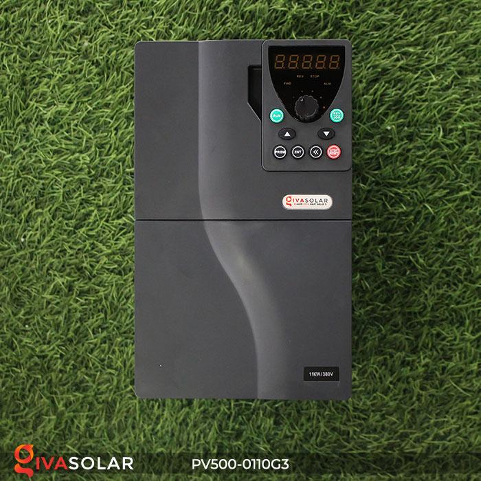 Biến tần hệ thống bơm nước mặt trời PV500-0110G3 11KW 2