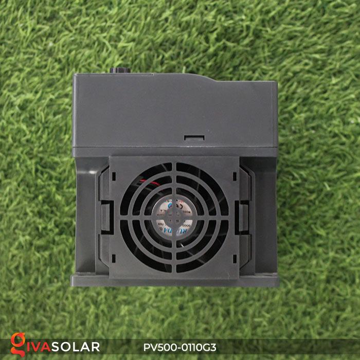 Biến tần hệ thống bơm nước mặt trời PV500-0110G3 11KW 3