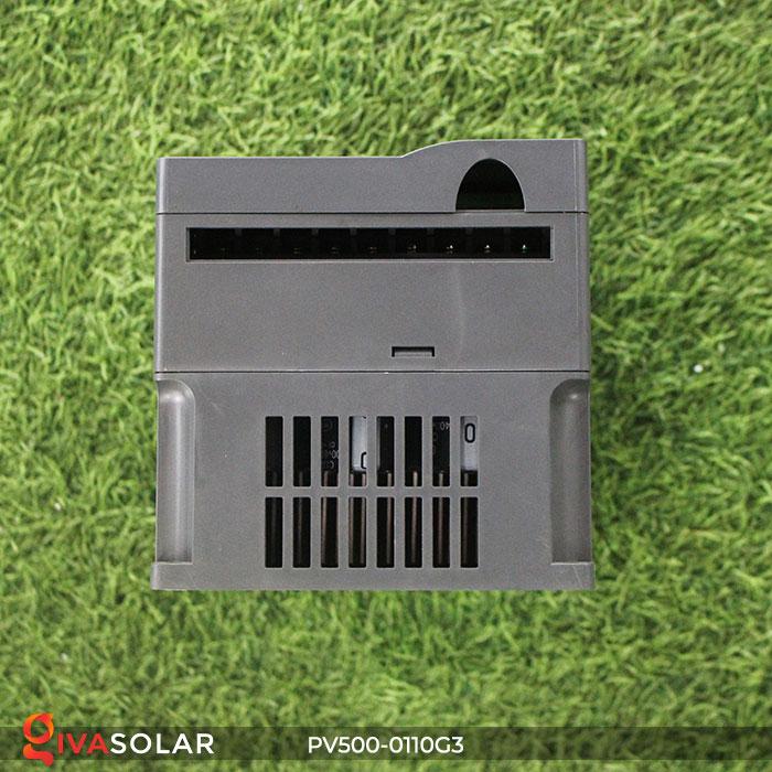 Biến tần hệ thống bơm nước mặt trời PV500-0110G3 11KW 5