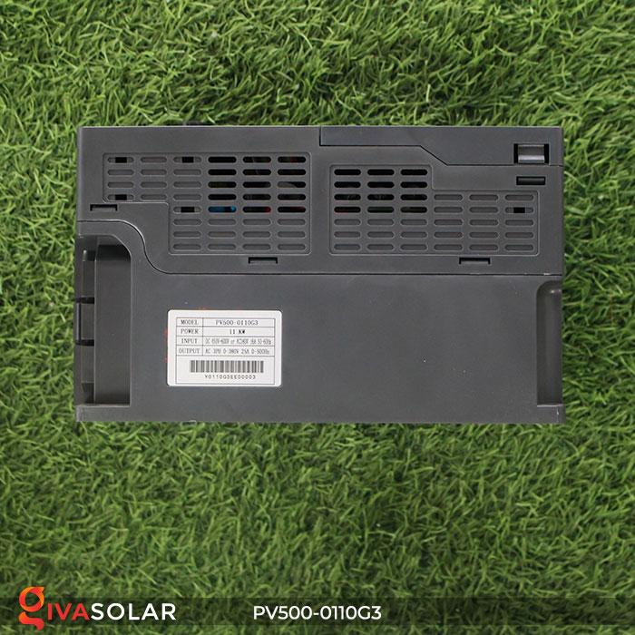 Biến tần hệ thống bơm nước mặt trời PV500-0110G3 11KW 6