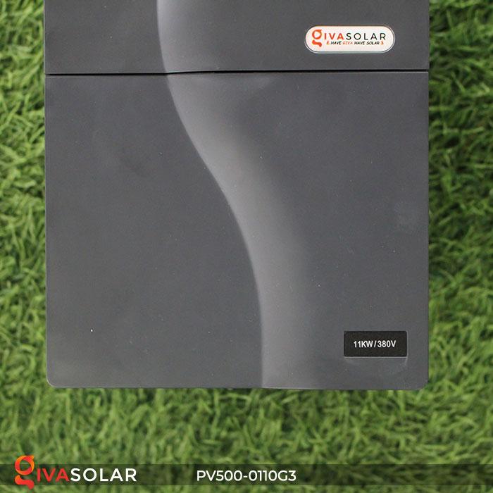 Biến tần hệ thống bơm nước mặt trời PV500-0110G3 11KW 8