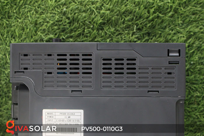 Biến tần hệ thống bơm nước mặt trời PV500-0110G3 11KW 9