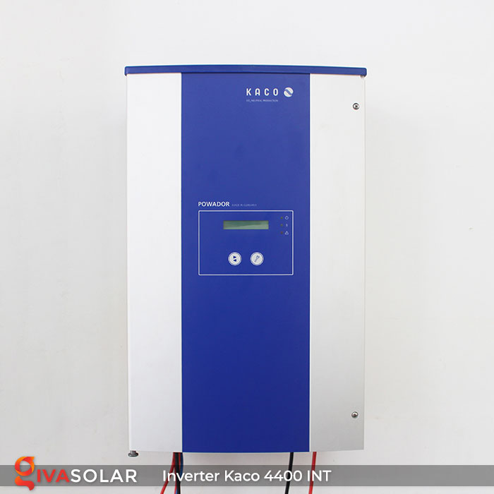 Biến tần năng lượng mặt trời KACO 4400 INT 1