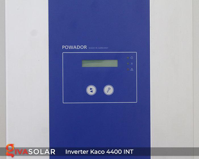 Biến tần năng lượng mặt trời KACO 4400 INT 2