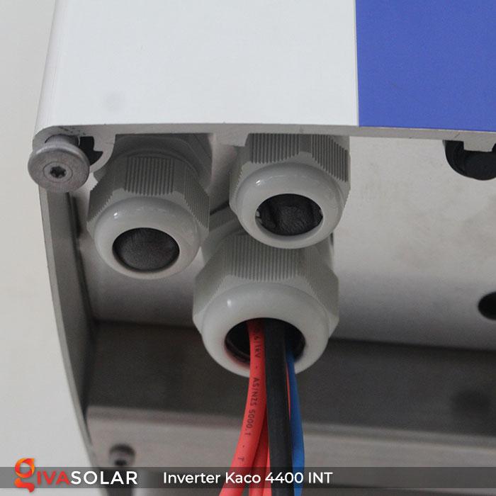 Biến tần năng lượng mặt trời KACO 4400 INT 4