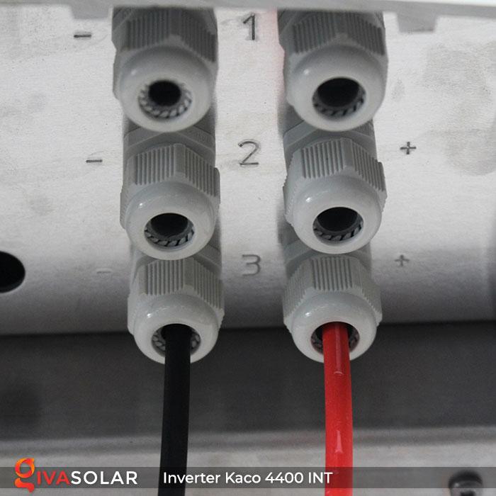 Biến tần năng lượng mặt trời KACO 4400 INT 5