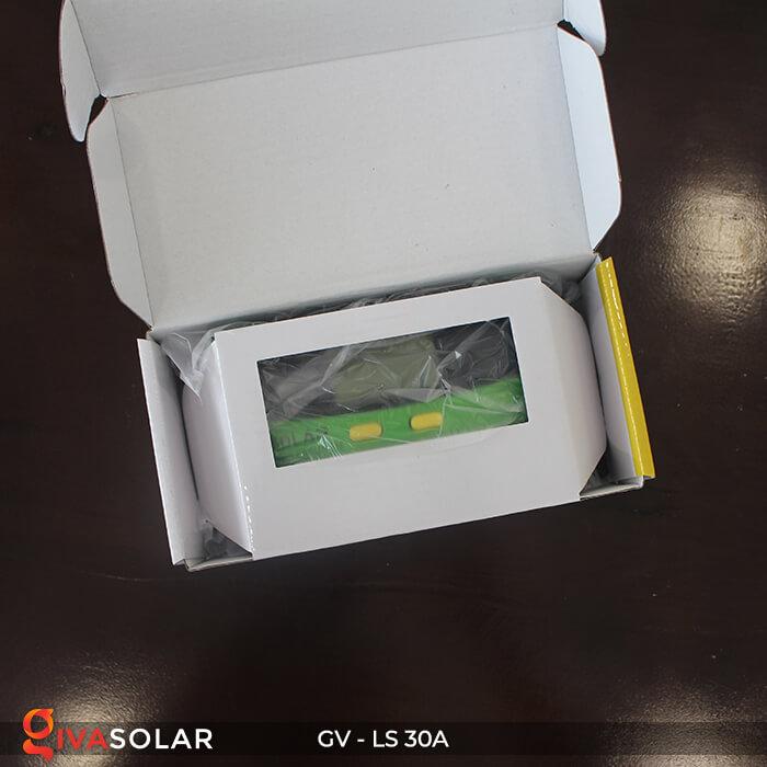 Bộ điều khiển sạc pin mặt trời GV-LS-30A 11
