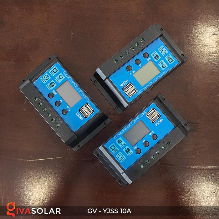 Bộ điều khiển sạc pin năng lượng mặt trời GV-YJSS-10A 1