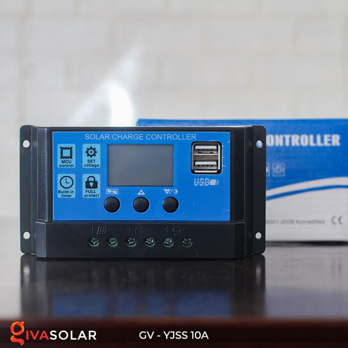Bộ điều khiển sạc pin năng lượng mặt trời GV-YJSS-10A 2