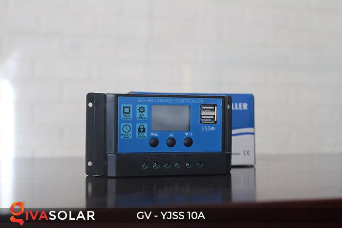 Bộ điều khiển sạc pin năng lượng mặt trời GV-YJSS-10A 3
