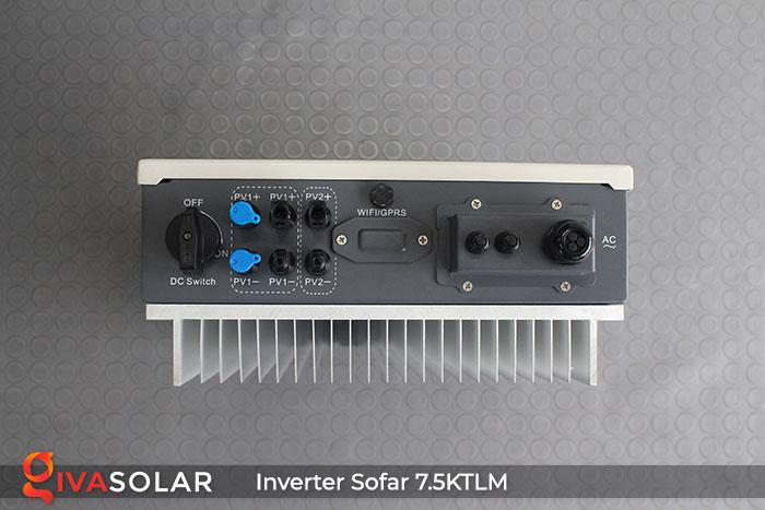 Bộ hòa lưới điện mặt trời Sofar 7.5KTLM 3