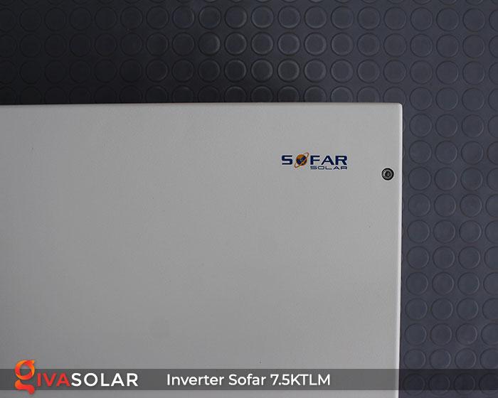 Bộ hòa lưới điện mặt trời Sofar 7.5KTLM 6