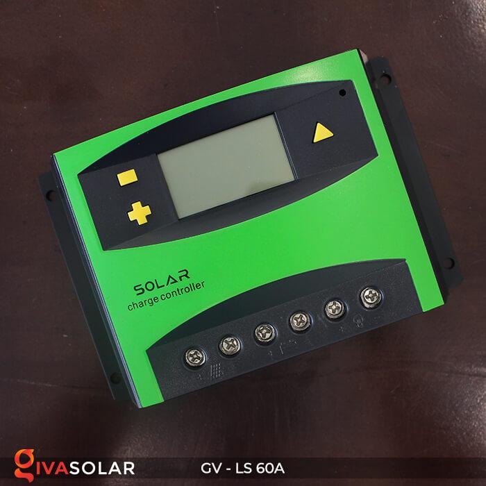 Bộ sạc pin năng lượng mặt trời GV-LS-60A 1