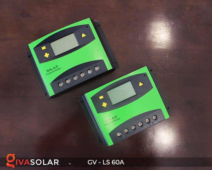 Bộ sạc pin năng lượng mặt trời GV-LS-60A 3