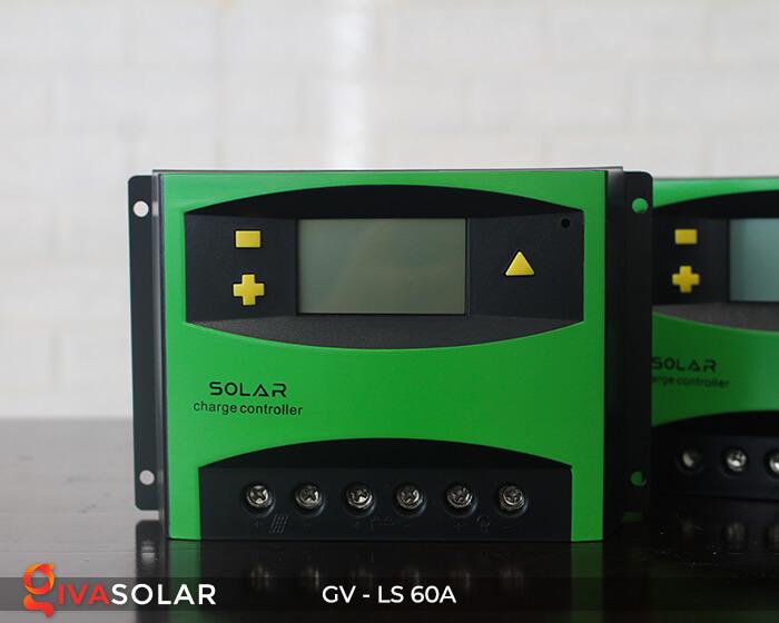 Bộ sạc pin năng lượng mặt trời GV-LS-60A 4