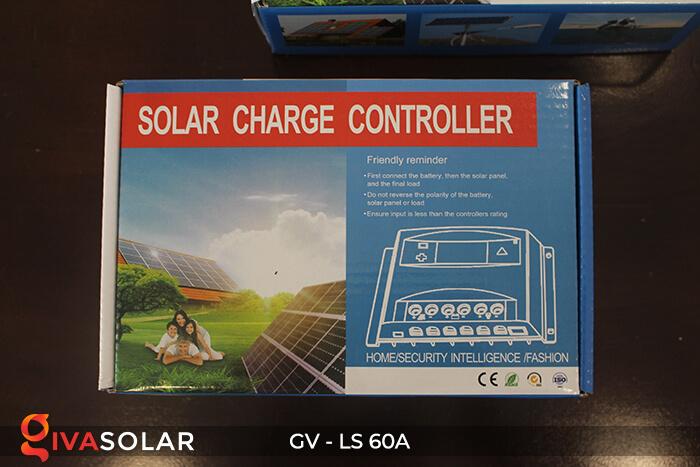 Bộ sạc pin năng lượng mặt trời GV-LS-60A 5