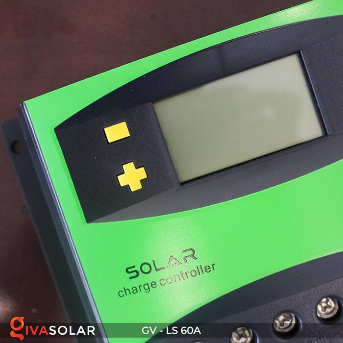 Bộ sạc pin năng lượng mặt trời GV-LS-60A 7