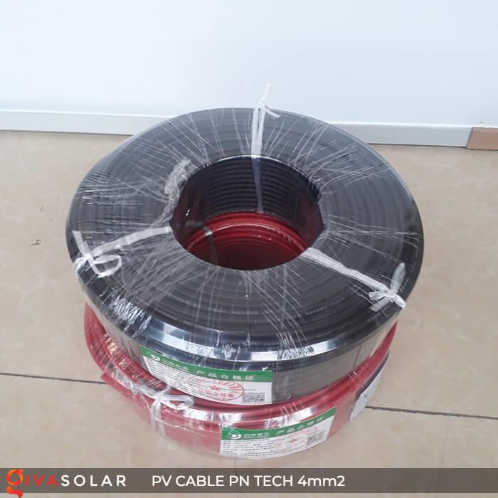 Dây Cáp điện solar PN Tech 4mm2 8