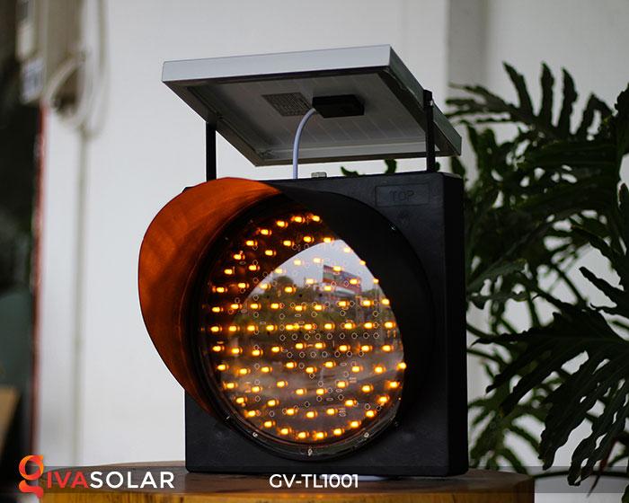 Đèn LED cảnh báo giao thông năng lượng mặt trời GV-TL1001 3