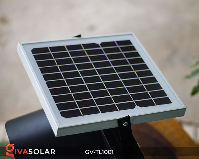 Đèn LED cảnh báo giao thông năng lượng mặt trời GV-TL1001 5