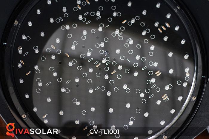 Đèn LED cảnh báo giao thông năng lượng mặt trời GV-TL1001 7