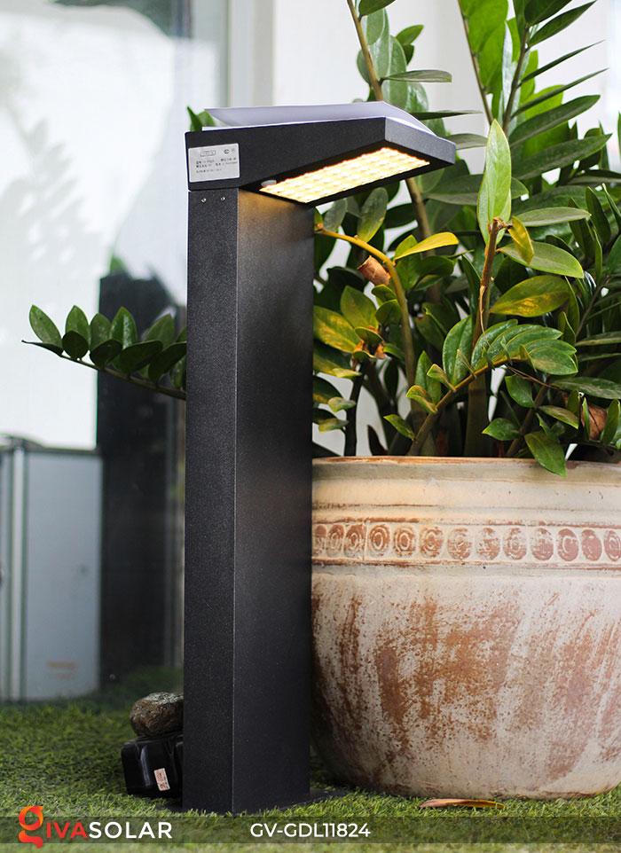 Đèn trụ sân vườn năng lượng mặt trời GV-GDL11824 10