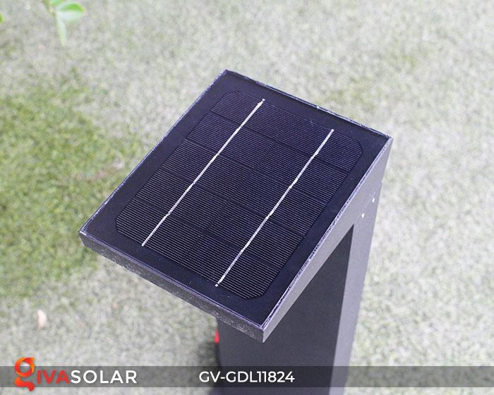 Đèn trụ sân vườn năng lượng mặt trời GV-GDL11824 13