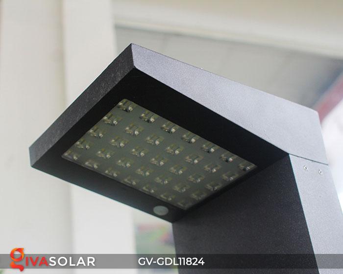 Đèn trụ sân vườn năng lượng mặt trời GV-GDL11824 14