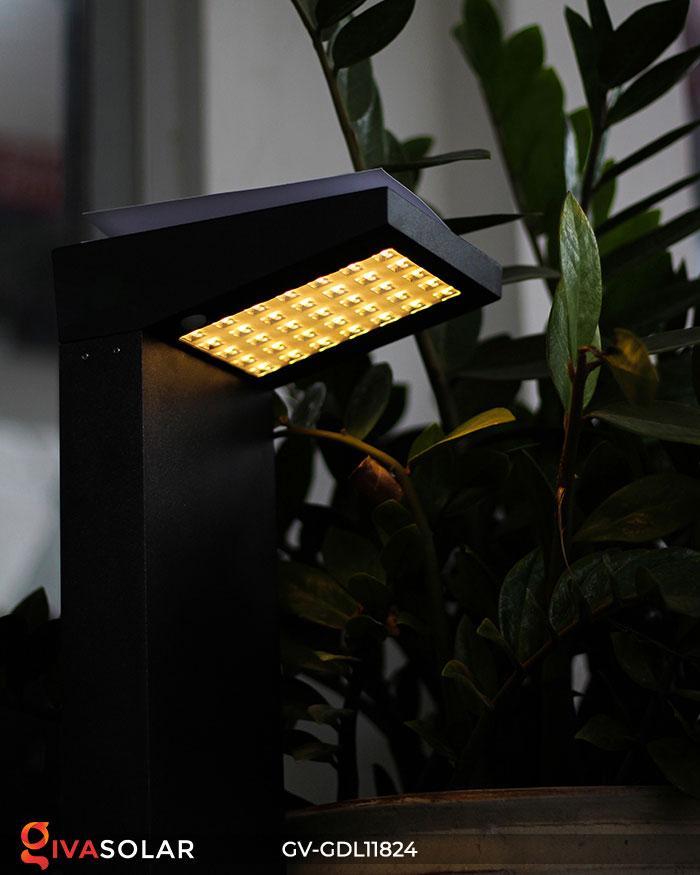 Đèn trụ sân vườn năng lượng mặt trời GV-GDL11824 16