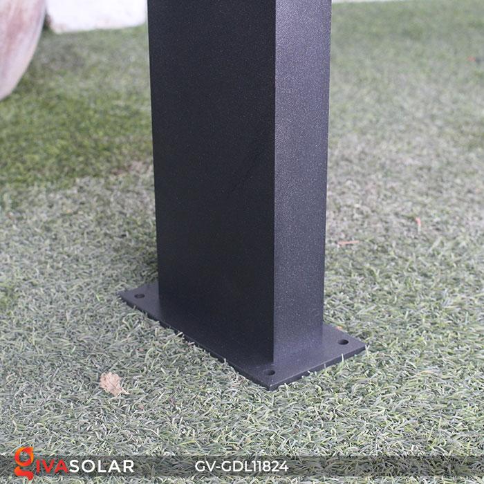 Đèn trụ sân vườn năng lượng mặt trời GV-GDL11824 17
