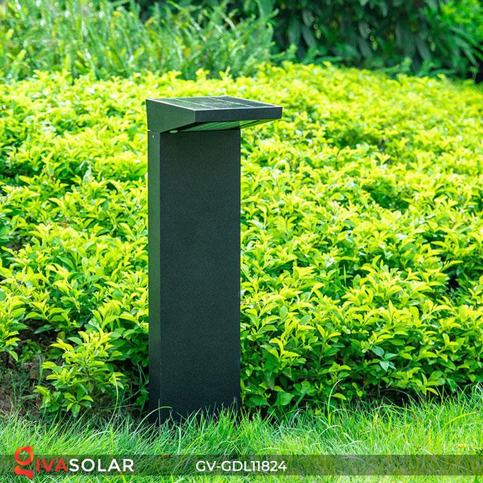 Đèn trụ sân vườn năng lượng mặt trời GV-GDL11824 3