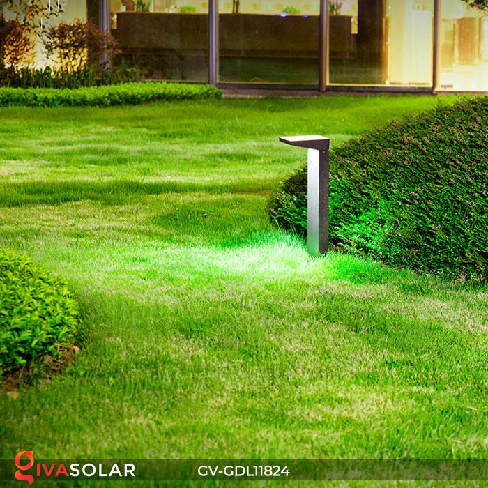 Đèn trụ sân vườn năng lượng mặt trời GV-GDL11824 4