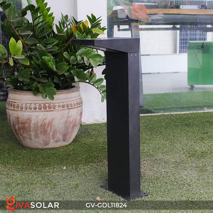 Đèn trụ sân vườn năng lượng mặt trời GV-GDL11824 5
