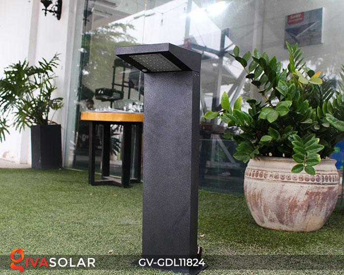 Đèn trụ sân vườn năng lượng mặt trời GV-GDL11824 8