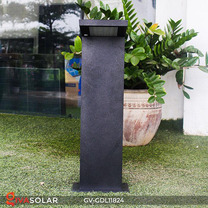 Đèn trụ sân vườn năng lượng mặt trời GV-GDL11824 9