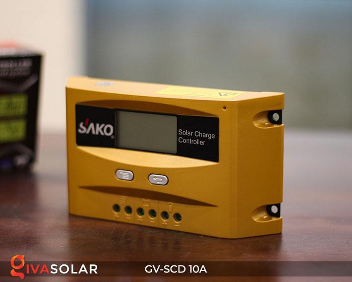 Điều khiển sạc pin năng lượng mặt trời GV-SCD-10A 2