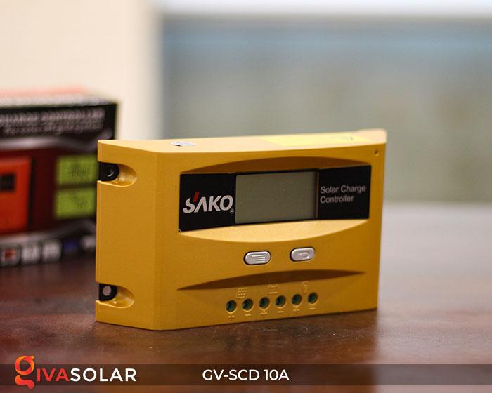 Điều khiển sạc pin năng lượng mặt trời GV-SCD-10A 3