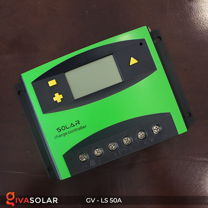 Solar charge controller GV-LS-50A 2