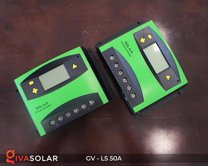 Solar charge controller GV-LS-50A 3