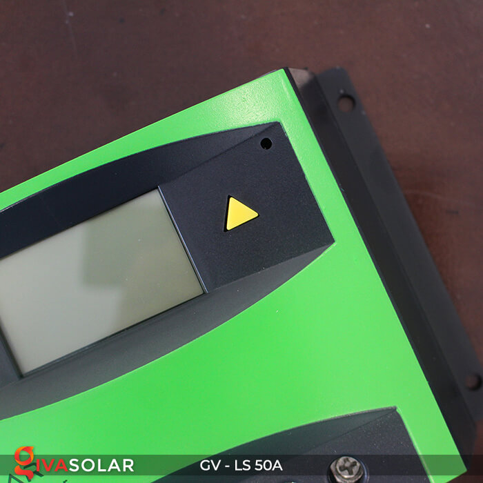 Solar charge controller GV-LS-50A 9