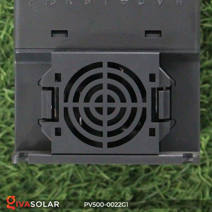 Inverter bơm nước năng lượng mặt trời PV500-0022G1 2.2kw 10