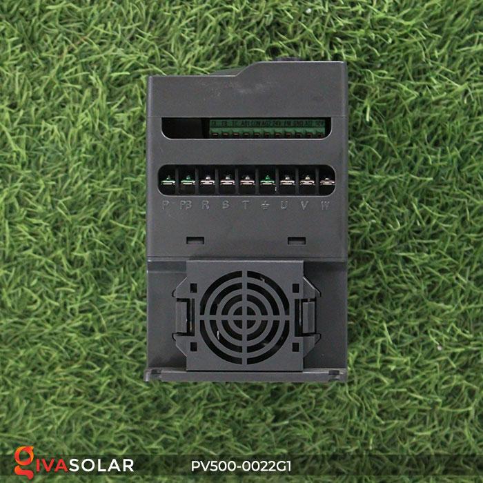 Inverter bơm nước năng lượng mặt trời PV500-0022G1 2.2kw 3