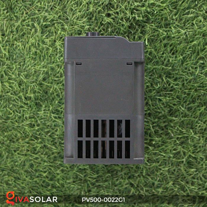 Inverter bơm nước năng lượng mặt trời PV500-0022G1 2.2kw 4